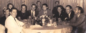 Col. C. J. Tippett Rio Party 1943