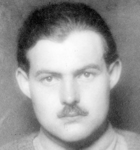 Ernest Hemingway coached C. J. Tippett in 1931