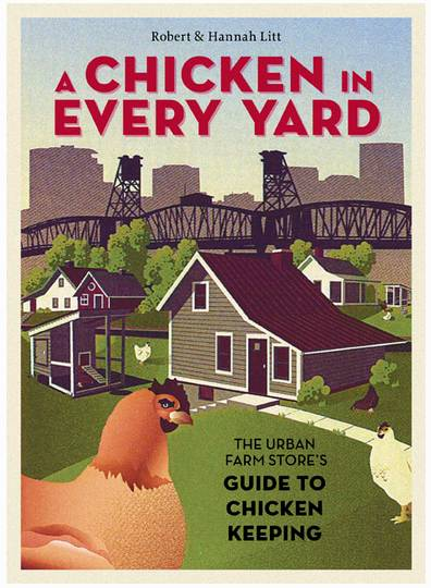 Backyard Chickens Book : This is a GREAT how to raise chickens book, and I?m pleased to have