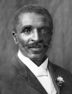 Col. C. J. Tippett met Dr. George Washington Carver in 1941