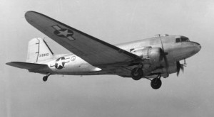 Col. C. J. Tippett flew the C-47 Skytrain