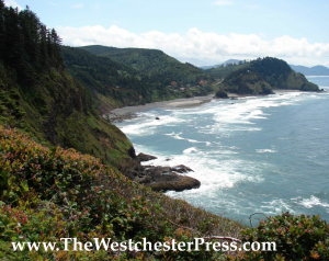 cape meares oregon and the westchester press