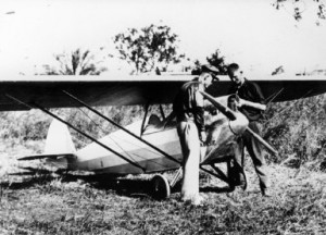 The Westchester Press and Cloyce Joseph Tippett and The Heath Parasol Airplane