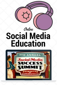 Social Media Success Summit 2015